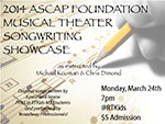 ASCAP MT Songwriting Showcase